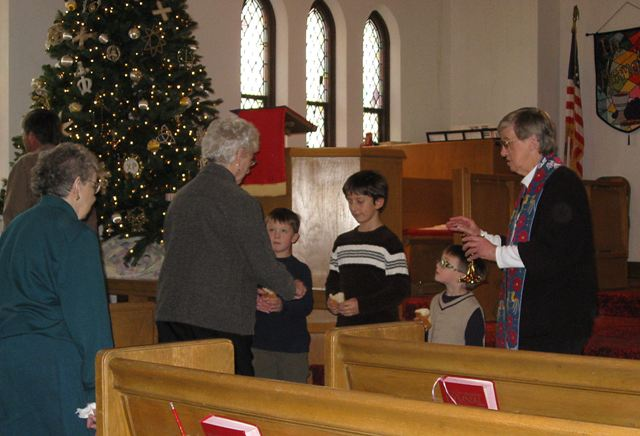 Communion January 2008